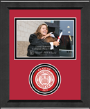 Cornell University Photo Frame - Lasting Memories Circle Logo 'Class of 2013' Photo Frame in Arena