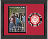 Cornell University Photo Frame - Lasting Memories Circle Logo 'Class of 2012' Photo Frame in Arena