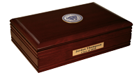 East Carolina University Diploma Frame - Masterpiece Medallion Desk Box