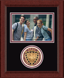 Reed College Photo Frame - Lasting Memories Circle Logo Photo Frame in Sierra