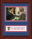 Saint Louis Priory School Photo Frame - Lasting Memories Class of 2013 Banner Photo Frame in Sierra