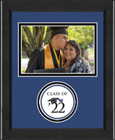 Class Of Lasting Memories Photo Frames Photo Frame - 'Class of' Circle Logo Photo Frame in Arena