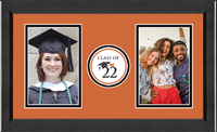 Class Of Lasting Memories Photo Frames Photo Frame - 'Class of' Double Circle Logo Photo Frame in Arena