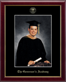 The Governor's Academy Photo Frame - Embossed Photo Frame in Galleria