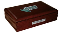 University of North Texas Desk Box  - Spirit Medallion Desk Box