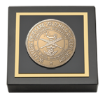 Concordia University Saint Paul Minnesota Paperweight  - Masterpiece Medallion Paperweight