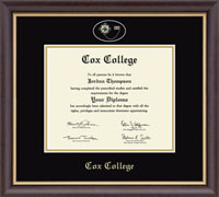 Cox College Diploma Frame - Pin Edition Diploma Frame in Hampshire