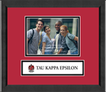 Tau Kappa Epsilon Photo Frame - 5' x 7' - Lasting Memories Banner Photo Frame in Arena