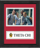 Theta Chi Photo Frame - 4' x 6' - Lasting Memories Banner Photo Frame in Arena