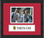 Theta Chi Photo Frame - 5' x 7' - Lasting Memories Banner Photo Frame in Arena