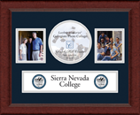 Sierra Nevada College Photo Frame - Lasting Memories Banner Collage Photo Frame in Sierra