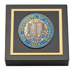 University of California Los Angeles Paperweight  - Masterpiece Medallion Paperweight