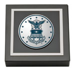 United States Air Force Academy Paperweight - Masterpiece Medallion Paperweight