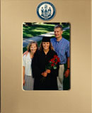 The University of Maine Orono Photo Frame - MedallionArt Classics Photo Frame