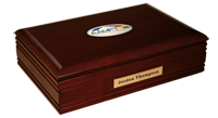 American Association for Marriage and Family Therapy Desk Box  - Masterpiece Medallion Desk Box