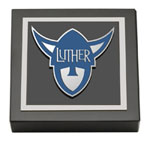 Luther College Paperweight - Spirit Medallion Paperweight