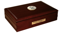 William & Mary Desk Box - Masterpiece Cypher Logo Medallion Desk Box
