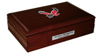 Eastern Washington University Desk Box  - Spirit Medallion Desk Box