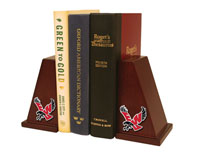 Eastern Washington University Bookend - Spirit Medallion Bookends