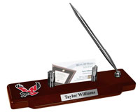 Eastern Washington University Desk Pen Set - Spirit Medallion Desk Pen Set