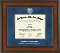 University at Buffalo Diploma Frames
