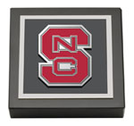 North Carolina State University Paperweight - Spirit Medallion Paperweight