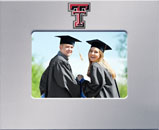 Texas Tech University Photo Frame - MedallionArt Classics Photo Frame