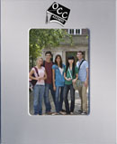 Oakland Community College Photo Frame - MedallionArt Classics Photo Frame