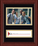 Pi Sigma Alpha Photo Frame - Lasting Memories Banner Photo Frame in Sierra