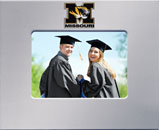 University of Missouri Columbia Photo Frame - MedallionArt Classics Photo Frame
