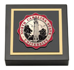 North Carolina State University Paperweight - Masterpiece Medallion Paperweight