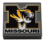 University of Missouri Columbia Paperweight - Spirit Medallion Paperweight