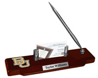 Baylor University Desk Pen Set - Spirit Medallion Desk Pen Set