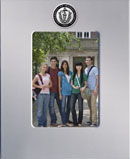 University of Massachusetts Amherst Photo Frame - MedallionArt Classics Photo Frame