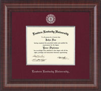 Eastern Kentucky University Diploma Frames