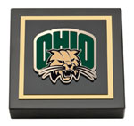 Ohio University Paperweight - Brass Spirit Medallion Paperweight