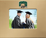 Ohio University Photo Frame - MedallionArt Classics Photo Frame