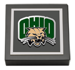 Ohio University Paperweight - Pewter Spirit Medallion Paperweight