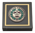 Texas A&M University Paperweight - Masterpiece Medallion Paperweight