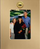 Mortar Board National College Senior Honor Society Photo Frame - MedallionArt Classics Photo Frame