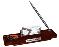 Oregon State University Desk Pen Set - Spirit Medallion Desk Pen Set