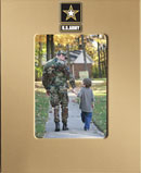 United States Army Photo Frame - MedallionArt Classics Photo Frame