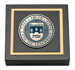 Brandeis University Paperweight - Masterpiece Medallion Paperweight