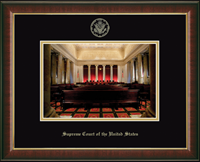 Supreme Court of the United States Photo Frame - The Bench Photo Frame in Murano