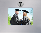 Southern Illinois University School of Medicine Photo Frame - MedallionArt Classics Photo Frame
