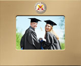 Virginia Military Institute Photo Frame - MedallionArt Classics Photo Frame