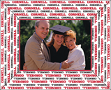 Cornell University Photo Frame - 5'x7' Logo Photo Frame