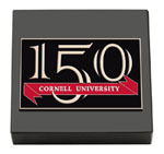 Cornell University Paperweight - Spirit 150th Medallion Paperweight