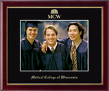 Medical College of Wisconsin Photo Frame - Embossed Photo Frame in Galleria