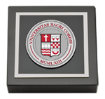 Sacred Heart University Paperweight - Masterpiece Medallion Paperweight